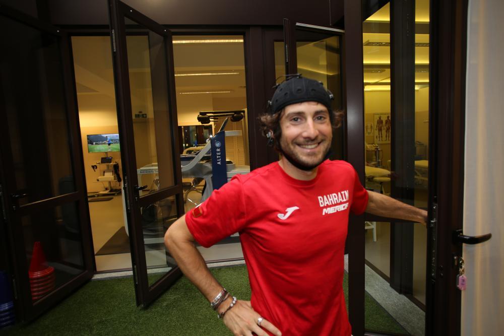 L'IRR sostiene il Team BAHRAIN MERIDA al Giro d'Italia 2018
