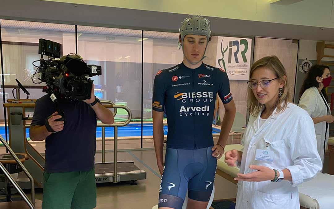 Il network francese Canal+ sceglie l'Istituto IRR come partner scientifico e sede per una serie di documentari sul tema medicina e sport