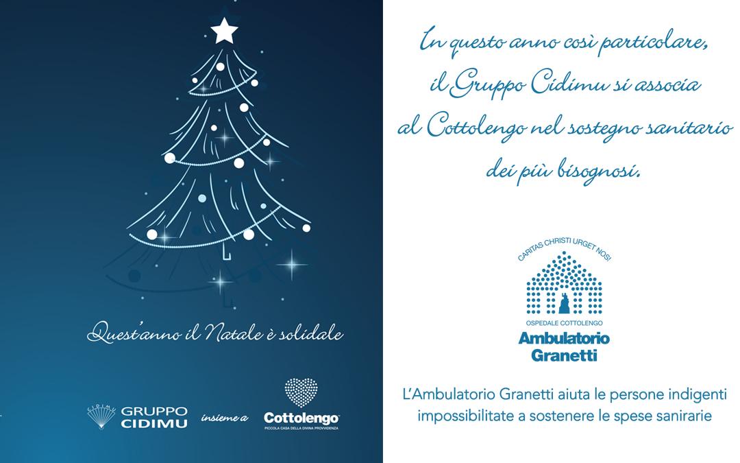 Gruppo Cidimu si associa al Cottolengo per un Natale solidale