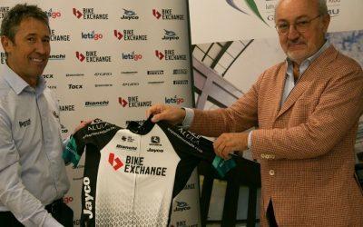 IRR E Team BikeExchange, insieme anche per il 2022